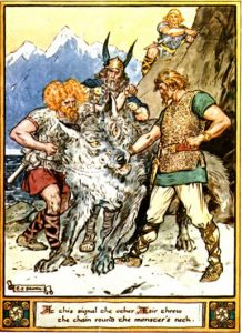 Tyr and Tiw, Norse and Anglo-Saxon Gods